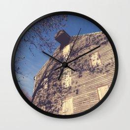 Rock Mill 5 Wall Clock