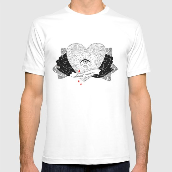 Heart Queen T-shirt