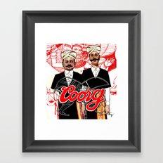 Coorg Framed Art Print