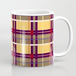 Whatever Plaid Coffee Mug