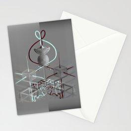 Jaleos de Mercurio en Estados Inversos Stationery Cards