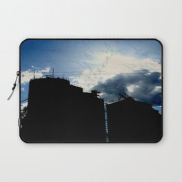 Small town living Laptop Sleeve