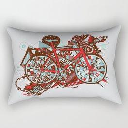 FIX TRIP ~ GREY Rectangular Pillow