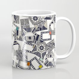 mail scatter pop Coffee Mug