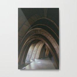 Amazing Archways Metal Print