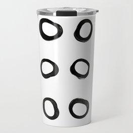 Scandinavian Licorice Travel Mug
