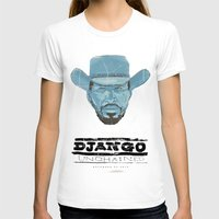django T-shirts featuring Django by kjell