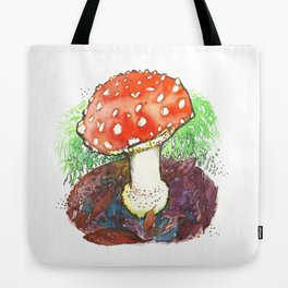 The Perfect Mushroom Tote Bag