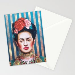 """Frida"" Stationery Cards"