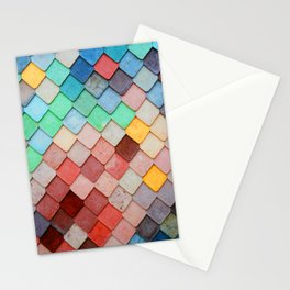 PRETTY - POP COLORS Stationery Cards