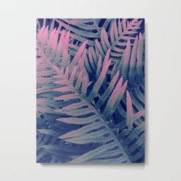 Ferns#3 Metal Print