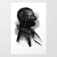 bdsm Art Prints featuring BDSM XXXVI by DIVIDUS