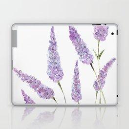 Lavander Laptop & iPad Skin