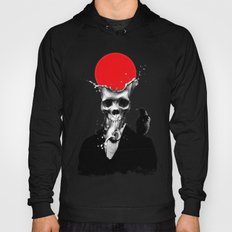 SPLASH SKULL Hoody