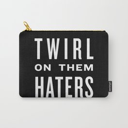FORMATION - Twirl on them Haters Carry-All Pouch