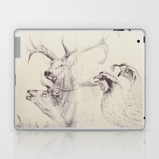 Elk & Quail Laptop & iPad Skin