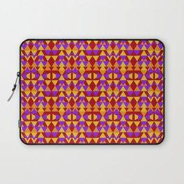 aztec pattern, tribal background Laptop Sleeve