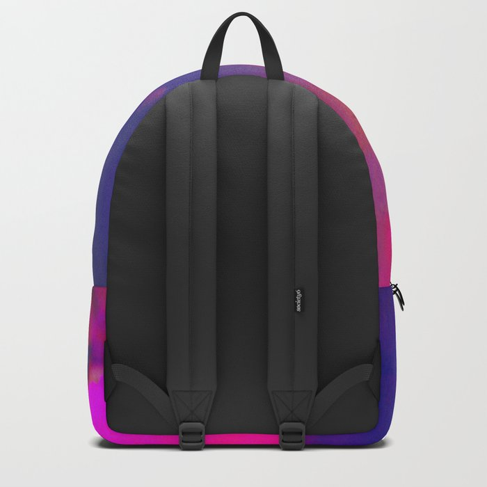 She Always Colored Outside the Lines Backpack