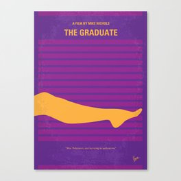 No135 My THE GRADUATE mmp Canvas Print