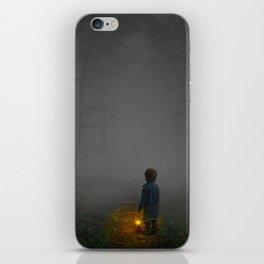 The Boy iPhone Skin