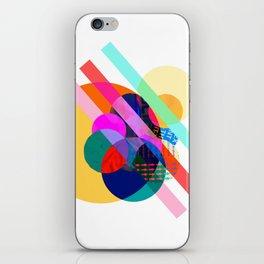 "COLLAGE: ""AGAIN 1"" iPhone Skin"