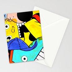 Glitterpuke Stationery Cards