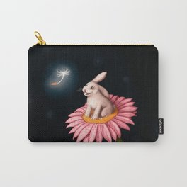 Cute Bunny Carry-All Pouch