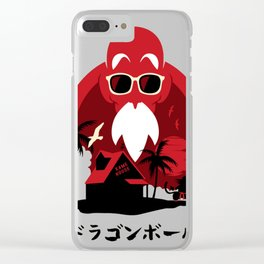 Kame Clear iPhone Case