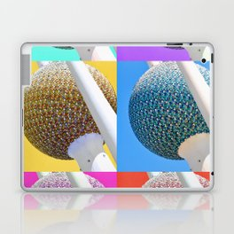Kuwait PopArt Laptop & iPad Skin