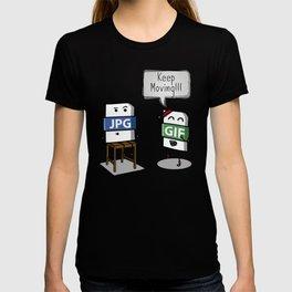 Keep Moving T-shirt