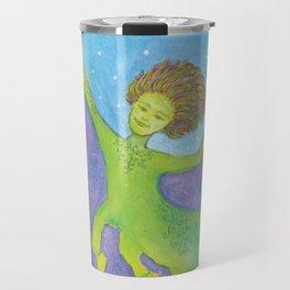 Centaur, The Cryptid Carnival Travel Mug