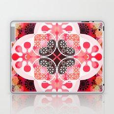 Pink illusion Laptop & iPad Skin
