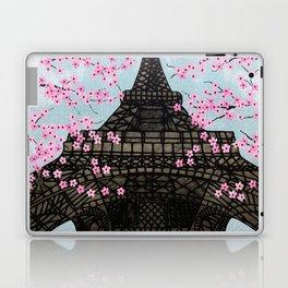 The Eiffeltower Laptop & iPad Skin