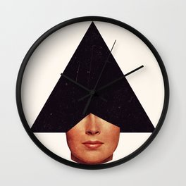 'Tech' Logo Wall Clock