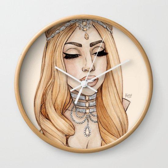 ARTPOP Princess IV Wall Clock