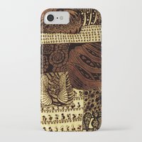 the life aquatic iPhone & iPod Cases featuring aquatic life by Marie Elke Gebhardt