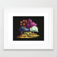 robin hood Framed Art Prints featuring Robin Hood! The Forest. by Katia Grifols