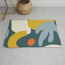 Modern Art Autumn MATP7 Rug