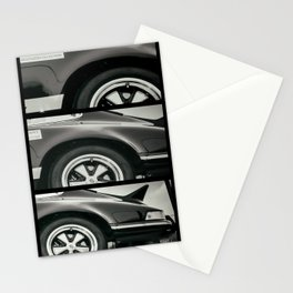 Historic car Stationery Cards