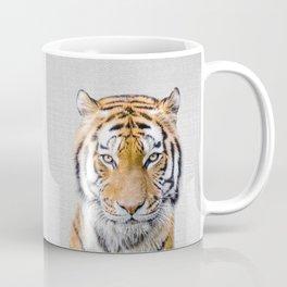 Tiger - Colorful Coffee Mug