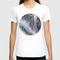 geology T-shirts featuring The magnificent Barron Falls by Wendy Townrow