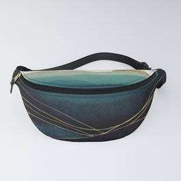 Indigo Waters Fanny Pack