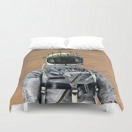 Cacti | Spaceman No:1 Duvet Cover