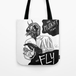 The Mutant from the Fly Tote Bag