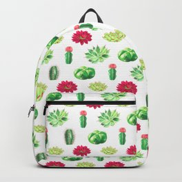 Succulents (small) Backpack