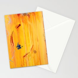 As Angel Tears Quell Conflagrations Stationery Cards