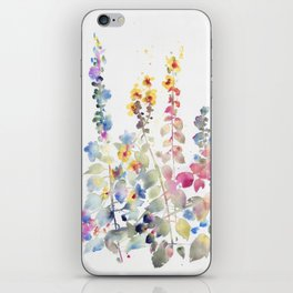fiori II iPhone Skin