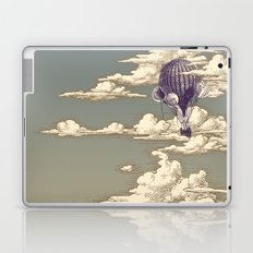 Go Ballooning! A Vintage Poster Recently! Laptop & iPad Skin