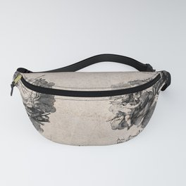 Johann Martin Will - Rococo Allegories of the Arts and the Sciences, particularly Astronomy Fanny Pack