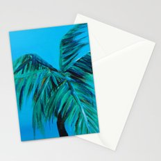 Palm Oasis Stationery Cards